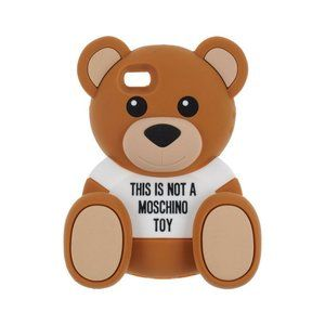Teddy Bear This Is Not A Toy Case 4 iPhone 5 5S 5C